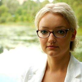 Lietuvos žaliųjų partijos nuotr./Marija Tamkevičiūtė prie Jeruzalės ežerėlio