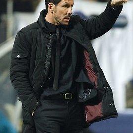 """Reuters""/""Scanpix"" nuotr./""Atletico"" treneris Diego Simeone"
