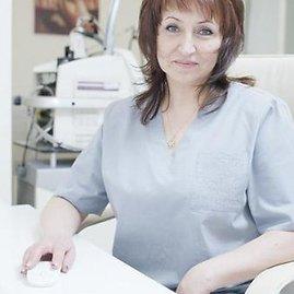 Dermatovenerologė Violeta Medvedeva / Medicinos diagnostikos ir gydymo centro nuotr.