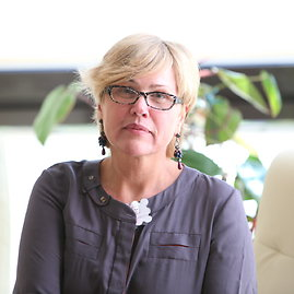 Gydytoja psichiatrė Aušra Andriuškevičienė.