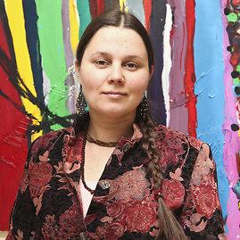 Edmundo Paukštės nuotr./Vedų filosofė, parapsichologė Kristina Lapinia.