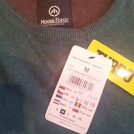 """Kainos PLC """"Ozas"""" esančioje drabužių parduotuvėje """"House"""""""