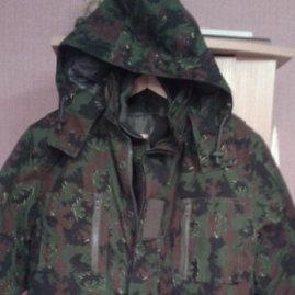 Skelbiu.lt nuotr./2008 metais pasiūta Lietuvos kariuomenės striukė parduodama skelbimų portaluose.