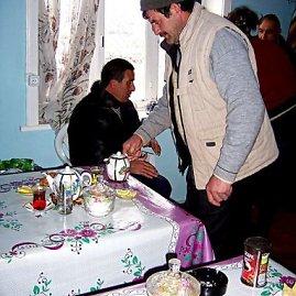 Iš TMO gautą paramą vyras panaudojo arbatinei atidaryti