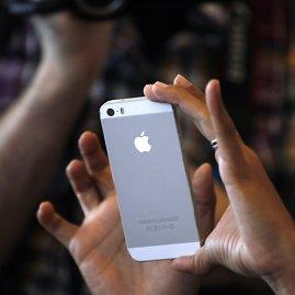 """""""Reuters""""/""""Scanpix"""" nuotr./""""iPhone 5S"""""""