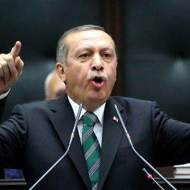 "AFP/""Scanpix"" nuotr./Turkijos premjeras Recepas Tayyipas Erdoganas"