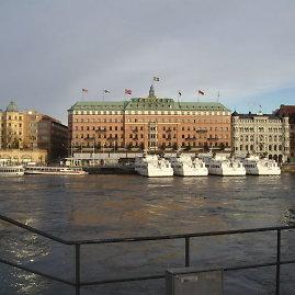 Kruizines keliones į Stokholmą su