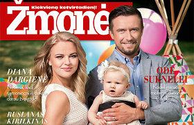 """Renata ir Marius Jampolskiai: """"Didžiausia laimė turėti mylimą žmogų ir susilaukti su juo vaikų"""""""