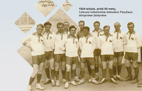 Lietuvos olimpinio sąjūdžio 90-metis bus minimas Lietuvos sporto universitete