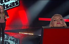 """Rūtos Ščiogolevaitės sukelto skandalo atomazga """"Lietuvos balse"""": žiūrėkite vaizdo siužetą"""