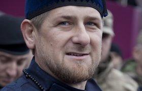 Čečėnijos lyderis toliau grasina Rusijos opozicijai
