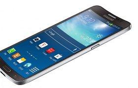 """Samsung"" pristatė išmanųjį telefoną lenktu ekranu"