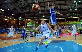 Suomijos sprigtas Europos čempionams prancūzams – 36 taškai per ketvirtį ir pergalė