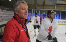 Olimpinė ledo ritulio rinktinė – be Dainiaus Zubraus ir kitų lyderių