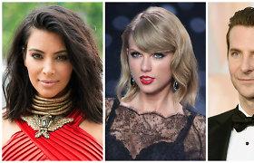 """Žurnalo """"Time"""" įtakingiausių pasaulio žmonių sąraše – Kim Kardashian, Taylor Swift ir kitos žvaigždės"""