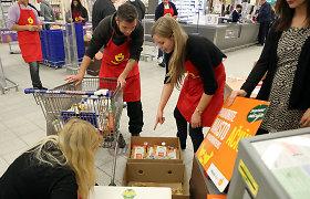 Prancūzijos parduotuvės negalės išmesti maisto – privalės jį atiduoti vargšams