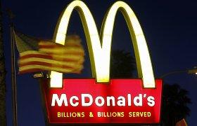 """""""McDonald's"""" vadovas paskelbė apie didelių pokyčių metą bendrovėje"""