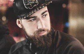 Jonas Valančiūnas tapo dizaineriu – modeliavo 100 JAV dolerių vertės kepurėlę