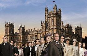Žemėlapyje – vietos, kuriose filmuoti populiariausi Anglijos serialai ir laidos