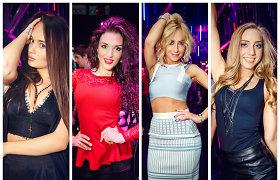 Išrinkite stilingiausią klubinėtoją: 10 pirmųjų dalyvių