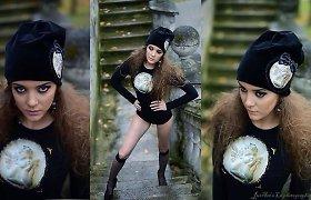 """Sparčiai populiarėjanti drabužių dizainerė Indrė Kvedarienė: """"Populiarumą man atnešė angelo atvaizdas"""""""