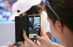 """Dėl patentų pažeidimų JAV uždrausta prekyba dalimi """"Samsung"""" produktų"""