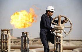 OPEC vadovui naftos kaina atrodo patenkinama