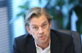 """Michaelą Wolfą nustebino """"Swedbank"""" sprendimas jį atleisti"""