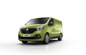 """Naujasis """"Renault Trafic"""" nusimeta uždangą"""