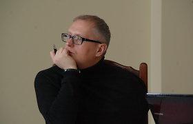 Artūras Kazlauskas: Sekmadienio homilija. Kad rankos nebūtų tuščios