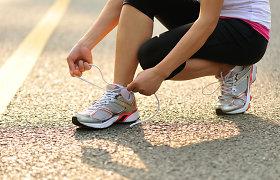 Lengvaatletės patarimai, kaip patobulinti kūno formas be sporto salės