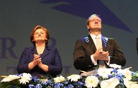 Po rinkimų fiasko Viktoras Uspaskichas neatmeta permainų Darbo partijos vadovybėje