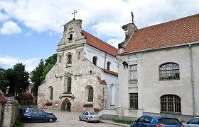 Pranciškonų vienuolyną kol kas numatoma perduoti ne vienuoliams, o Turto fondui