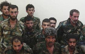"""""""Islamo valstybės"""" džihadistai Sirijoje per devynias dienas įvykdė egzekucijas 217 žmonių"""