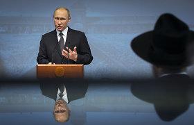 """Maskva paskelbė """"juodąjį sąrašą"""" su nepageidautinų ES politikų pavardėmis"""