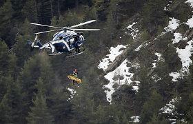 """""""Germanwings"""" katastrofa: panašių nelaimių ateityje galėtų padėti išvengti bepilotės sistemos"""