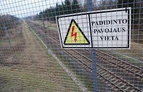 Pranešimas, kad prie Lentvario traukinys partrenkė žmogų, nepasitvirtino