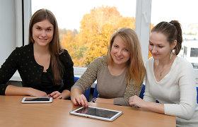 Vilniuje ir Kaune IT įmonių atstovės merginoms pasakos apie informatikos studijas, karjerą ir pažangias technologijas
