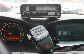 Klaipėdos pakraštyje nieko neįtariantis taksistas pajuto į nugarą įremtą ginklą