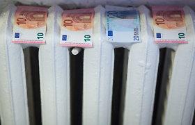 Lengvesnė dalia vilniečių piniginėms – šildymas pigs iki 20 proc.