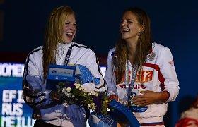 Kazanė 2015: Kas gali mesti iššūkį Rūtai Meilutytei plaukiant 100 m krūtine?