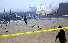 """Afganistane per JAV aviacijos smūgį nukautas aukšto rango """"al Qaeda"""" vadeiva"""