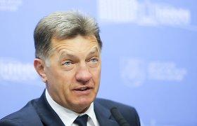 A.Butkevičius: artimiausiu metu būtina suteikti bevizį režimą Ukrainai ir Gruzijai