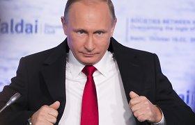 """Vašingtone negyvas rastas su V.Putinu siejamas televizijos """"Russia Today"""" įkūrėjas"""