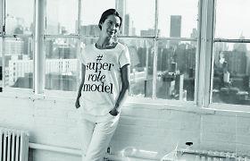 """""""Laimos"""" interviu: Christy Turlington – ko gero, garsiausia pasaulyje manekenė jogė"""