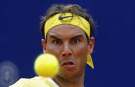 Dominicas Thiemas užtrenkė Rafaeliui Nadaliui duris į 100-ąjį karjeros finalą