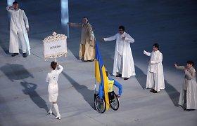 Ukrainos biatlonininkai Sočyje jau pirmą dieną laimėjo sidabro ir bronzos medalius