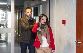 Pasišalinimu iš eismo įvykio vietos kaltinta šokėja Karina Jeremian-Daniškevičė išgirdo teismo sprendimą