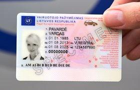 Teisė vairuoti automobilį Lietuvoje – pigesnė nei daugelyje kitų valstybių
