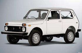 Penki rusiški automobiliai, kurie būtų populiarūs ir Vakarų Europoje